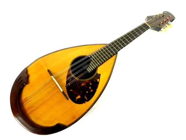 落合忠男 1972 マンドリン 弦楽器