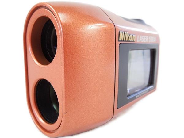 Nikon ニコン レーザー 550AS 携帯型 ゴルフ用 レーザー 距離計