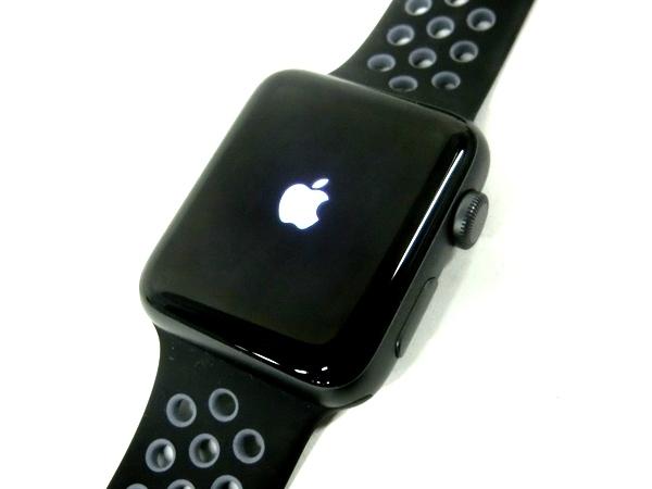 Apple Watch series2 NIKE+ アップルウォッチ シリーズ2 42mm MP012J/A スマートウォッチ