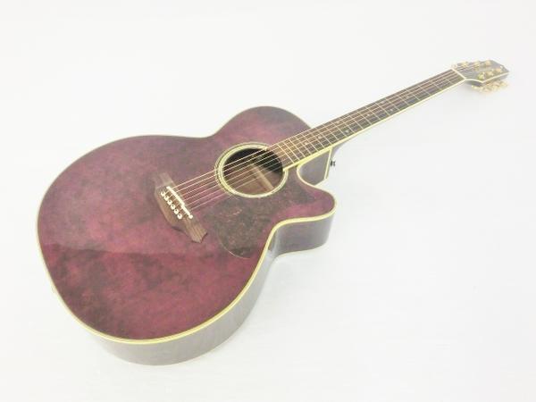 Takamine エレアコ DMP551C WR ギター ケース 付