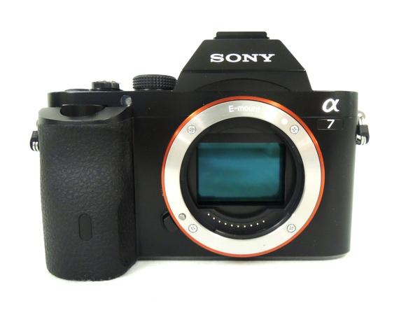 SONY ソニー α7 ILCE-7 カメラ ミラーレス一眼 ボディ