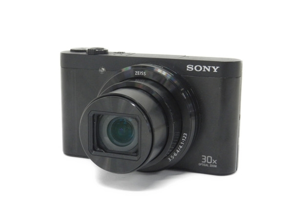 SONY ソニー Cyber-Shot サイバーショット DSC-WX500 B デジタルカメラ コンパクト ブラック