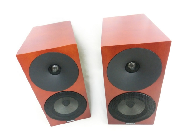 Amphion Argon1 スピーカー ペア 音響 オーディオ機器