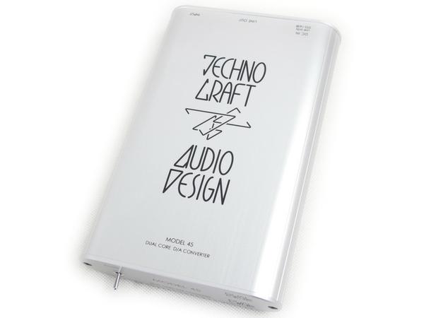 Technocraft Audiodesign MODEL 45 デュアルコア コンバータ 変換器