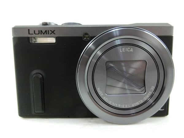 Panasonic パナソニック デジタルカメラ LUMIX DMC-TZ60 ブラック コンデジ デジカメ