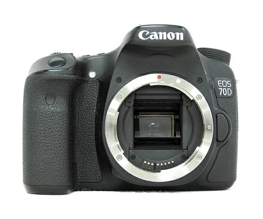 Canon キヤノン 一眼レフ EOS 70D ボディ デジタル カメラ