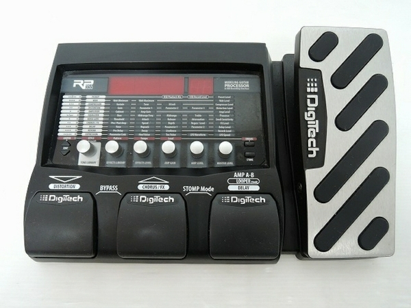 Digitech RP355 Modeling Guitar Processor  ギター エフェクター
