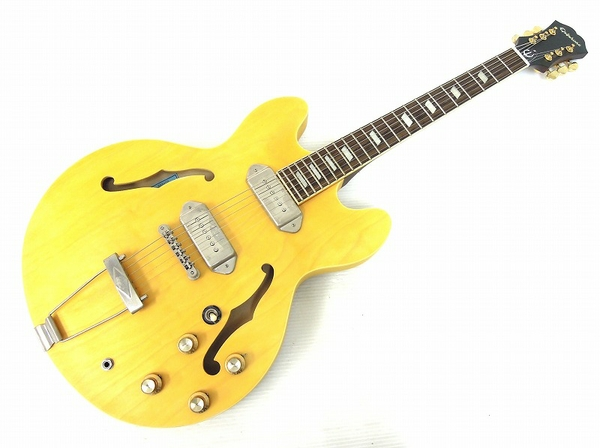 Epiphone E230TD Inspired by John Lenon Casino Outfit エレキギター カジノ ジョン・レノン