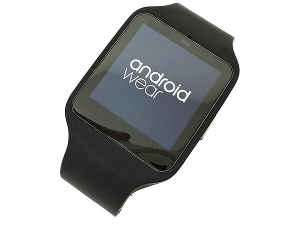 SONY ソニー Smart Watch 3 SWR50 B  スマートウォッチ ウエアラブル機器 ブラック