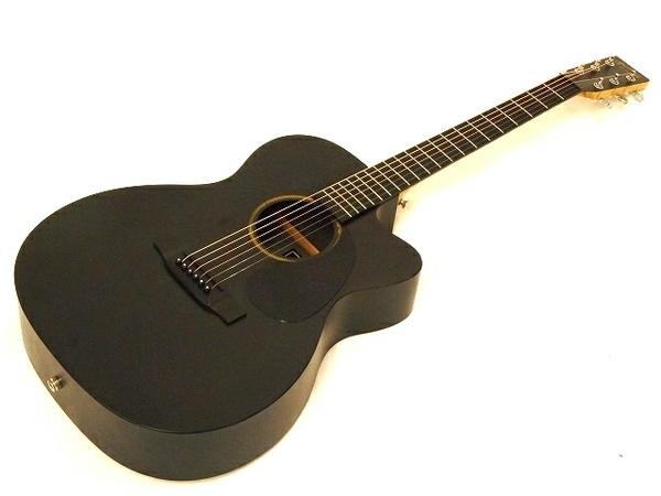 Martin マーチン 000CXE BLACK ブラックボディ エレアコ エレキ アコースティック ギター 2011 楽器 演奏