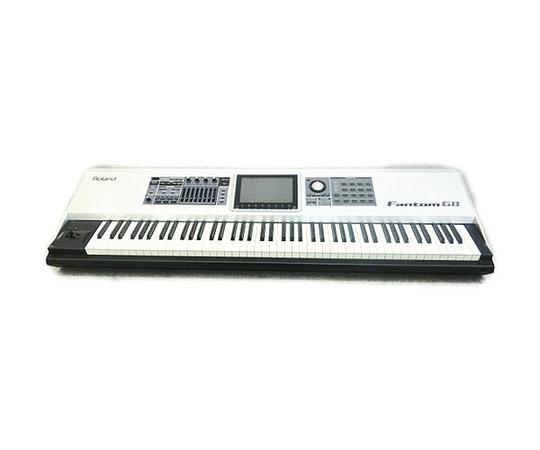 Roland FANTOM-G8 88鍵 ライブ・ワークステーション・シンセサイザー