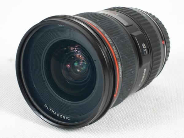 CANON EF17-35mm F2.8 L ultrasonic カメラレンズ