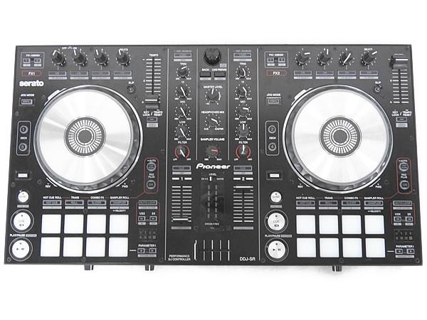 Pioneer パイオニア DDJ-SR DJ コントローラー