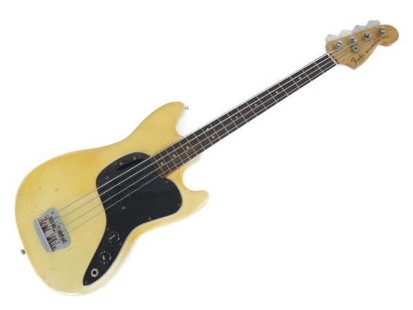 Fender USA BASS ミュージックマスター 77-78年製 エレキ ベース ギター 楽器