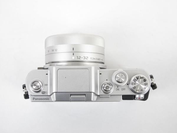 Panasonic パナソニック DMC-GF7W-S ダブルレンズキット デジタル一眼カメラ シルバー