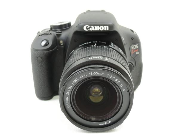 Canon キヤノン EOS Kiss X5 EF-S18-55 IS II レンズキット KISSX5-1855IS2LK カメラ デジタル一眼レフ ブラック