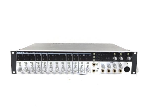 MACKIE ONYX 1200F オーディオ インターフェイス