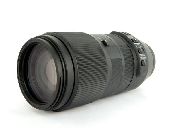 SIGMA シグマ 交換レンズ 100-400 mm F5-6.3 DG OS HSM キャノン用 カメラ レンズ 一眼 超望遠ズーム