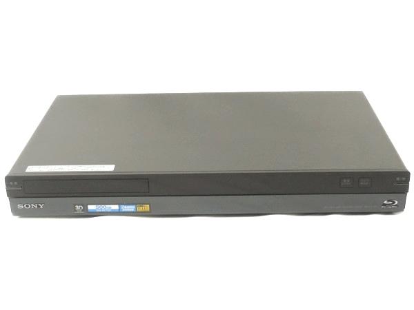 SONY ソニー BDZ-AT700 BD ブルーレイ レコーダー 500GB 3D対応