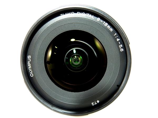 OLYMPUS オリンパス ZUIKO DIGITAL ED 9-18mm F4.0-5.6 カメラレンズ 超広角 ズーム