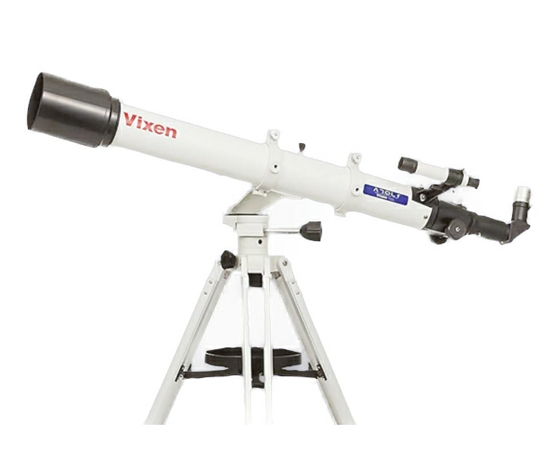 Vixen ビクセン 天体望遠鏡 ミニポルタ A70Lf 屈折式 口径70mm 焦点距離900mm 経緯台式