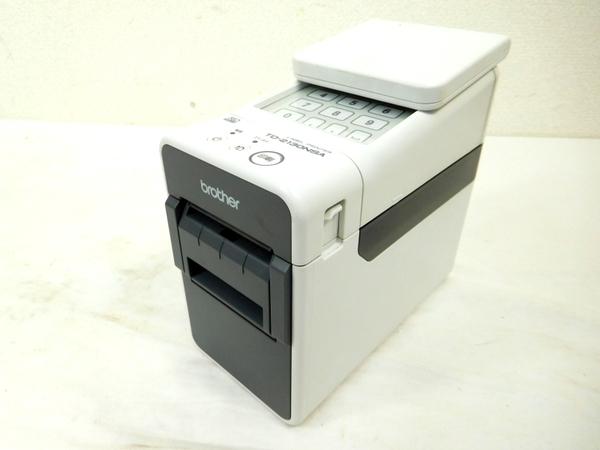 brother 感熱ラベルプリンター TD-2130NSA 事務 店舗用品