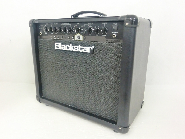Blackstar ID30 tvp アンプ Blackstar FS10 別売り4chフットスイッチ