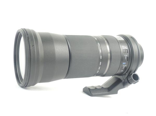 TAMRON SP 150-600mm F/5-6.3 USD ニコン用 望遠 ズーム レンズ カメラ