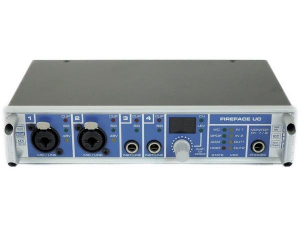 RME FIREFACE UC インターフェイス オーディオ 機器