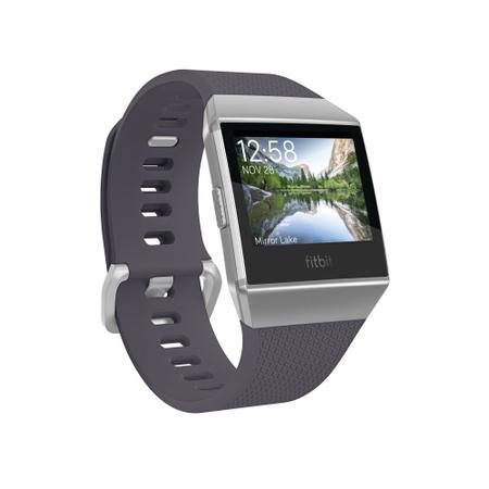 Fitbit フィットビット iONIC スマートウォッチ FB503WTGY-CJK