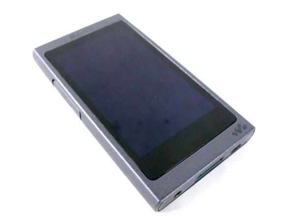 SONY ソニー ウォークマン NW-A35 B デジタルオーディオプレーヤー チャコールブラック