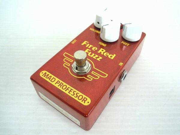 MAD PROFESSOR Sweet Honey Overdrive HAND WIRED エフェクター