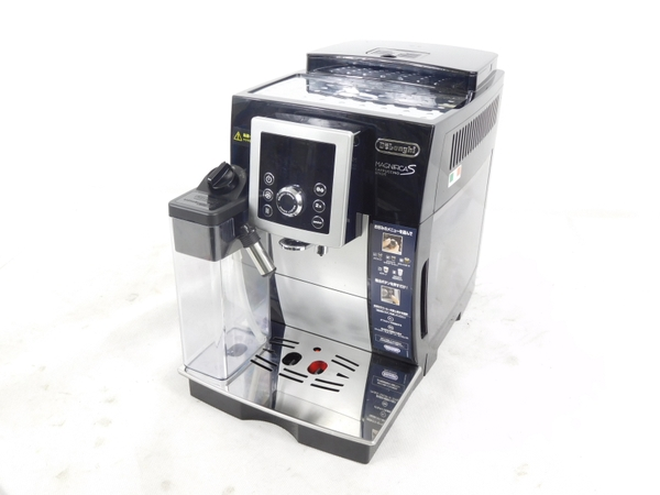 DeLonghi デロンギ Magnifica S ECAM23260SB エスプレッソマシン 全自動 ブラック×シルバー