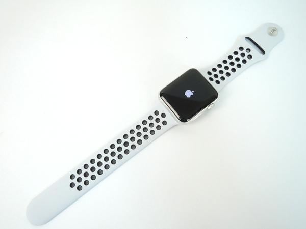 Apple Watch series2 NIKE+ MNTA2J/A 42mm スマートウォッチ