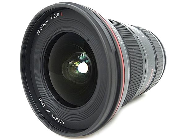 Canon キヤノン EF 16-35mm F2.8L II USM カメラレンズ 広角 ズーム