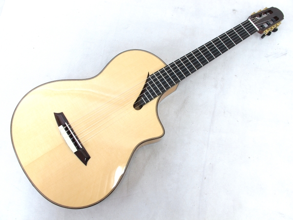 Martinez MSCC-12CS エレガット ギター B-BAND PU搭載