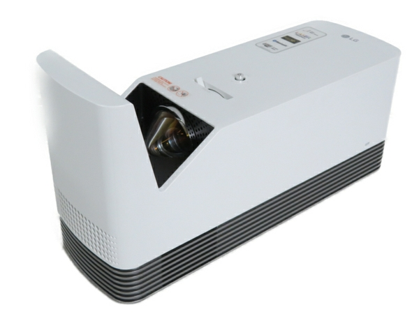 LG 超短焦点 レーザー プロジェクター HF85JG フルHD 1500lm Bluetooth対応