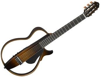 YAMAHA ヤマハ SLG200N サイレントギター ナイロン弦仕様 TBS タバコブラウンサンバースト