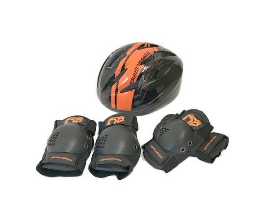 バランススクーター 子供用 ヘルメット プロテクター セット 51-55cm ミニセグウェイ プロテクター [単体での注文不可]