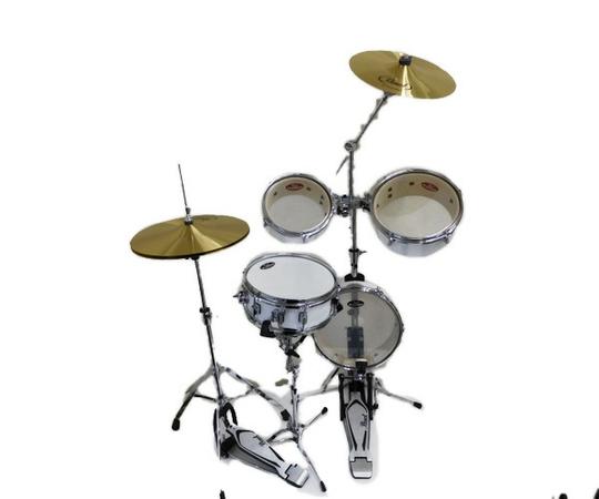 Pearl コンパクト ドラムセット 専用バッグ付 リズムトラベラーライト パール RT-5124N