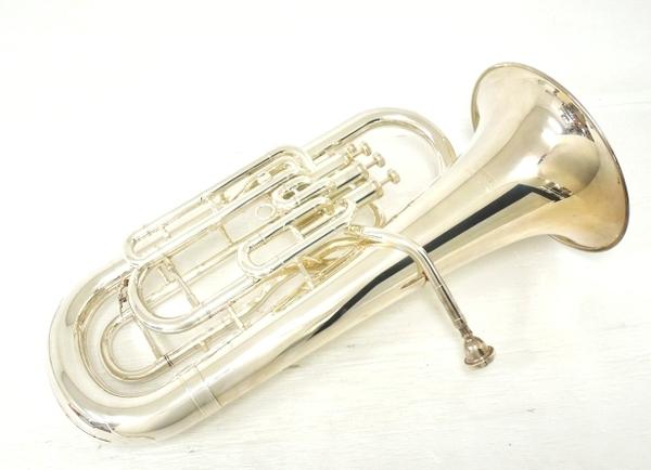 YAMAHA ヤマハ YEP-321S ユーフォニアム 管楽器 ユーフォ 銀メッキ ユーフォ