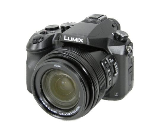 Panasonic パナソニック デジタルカメラ LUMIX DMC-FZH1 コンデジ ブラック