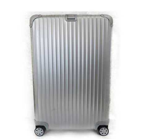 RIMOWA リモワ 84L TOPAS トパーズ マルチホイール 4輪 932.73 スーツケース 6泊7日用