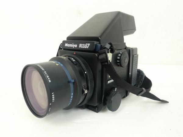 Mamiya マミヤ RZ67 PROFESSIONAL 65mm F4 レンズ セット ファインダー 付