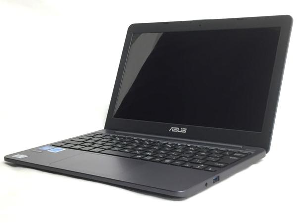 ASUS VivoBook ノートパソコン 11.6型 スターグレー E203NA-464G