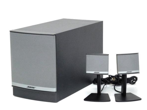 BOSE Companion 3 Series II  マルチ メディア スピーカー システム アンプ 内蔵型