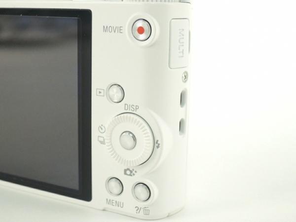 SONY ソニー デジタルカメラ Cyber-shot DSC-WX350 ホワイト コンデジ デジカメ 2110万画素 Wi-Fi対応