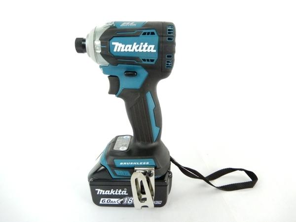 makita マキタ  TD170DRGX インパクトドライバー 18V 6.0Ah 青