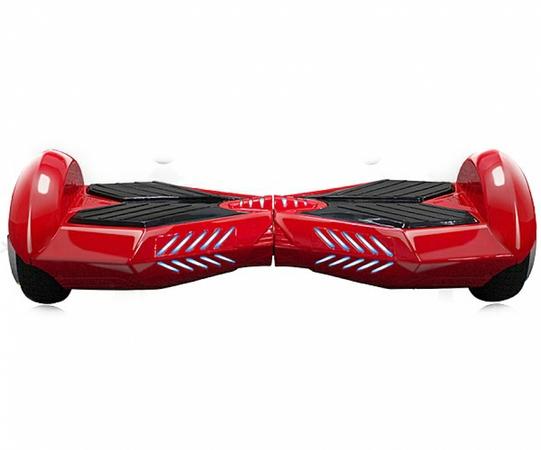 バランススクーター MOVER ミニセグウェイ レッド 電動二輪