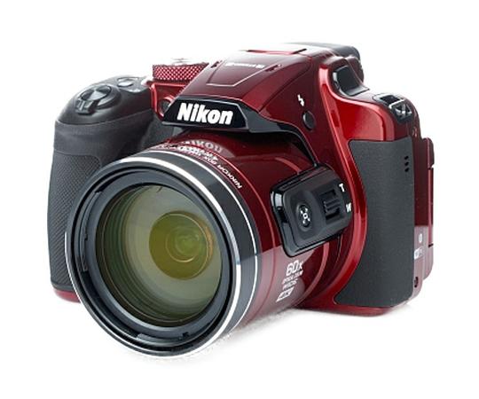 Nikon ニコン デジタルカメラ COOLPIX B700 レッド コンデジ デジカメ